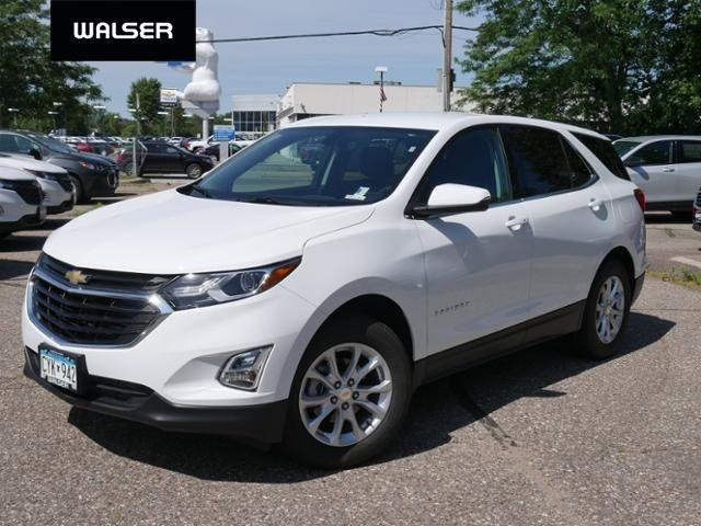 New 2019 Chevrolet Equinox LT FWD