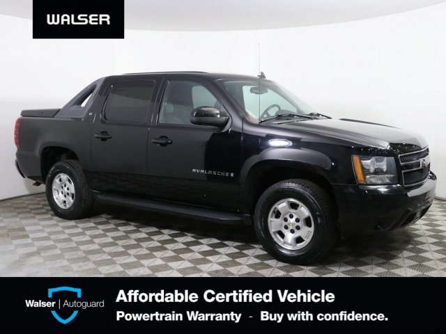 Pre-Owned 2007 Chevrolet Avalanche LT 4WD