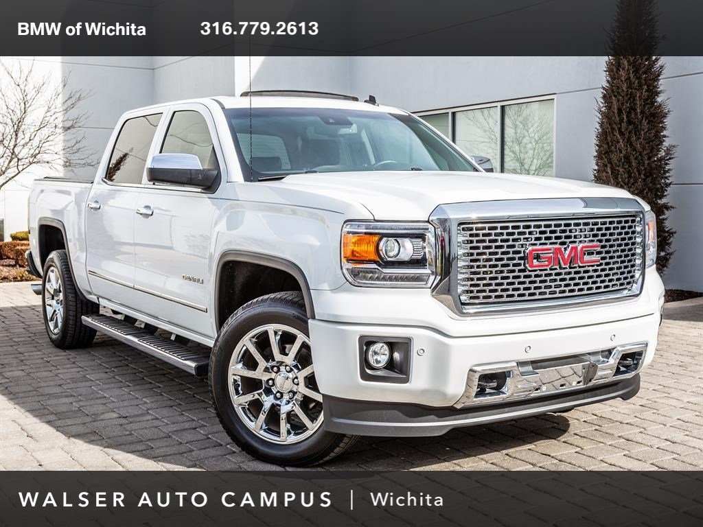 2e206527517 Pre-Owned 2014 GMC Sierra 1500 Crew Cab Pickup in  53AB238T