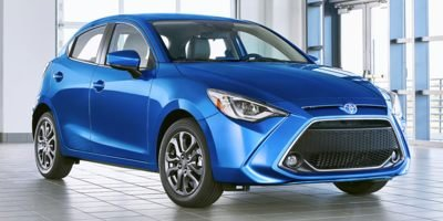 New 2020 Toyota Yaris Hatchback LE FWD
