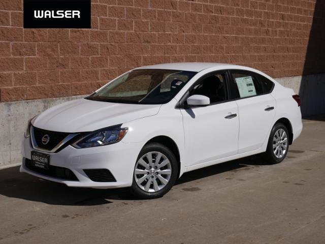 New 2019 Nissan Sentra S FWD