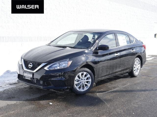 New 2019 Nissan Sentra SV ALL WEATHER PKG