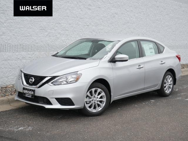 New 2019 Nissan Sentra SV 4dr Car