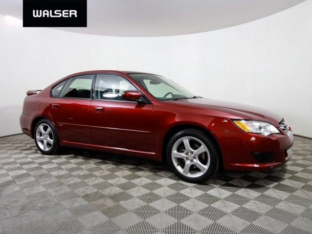 Pre-Owned 2009 Subaru Legacy SE MANUAL
