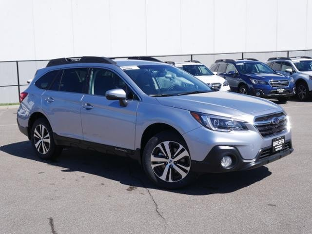 New 2019 Subaru Outback Limited Opt 21