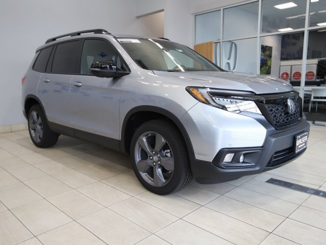 New 2019 Honda Passport TRG