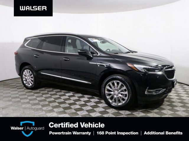 Pre-Owned 2018 Buick Enclave PREMIUM AWD