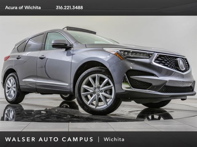New 2019 Acura RDX FWD, Pano Rf, CarPlay, BT, Htd Sts, RV Cam