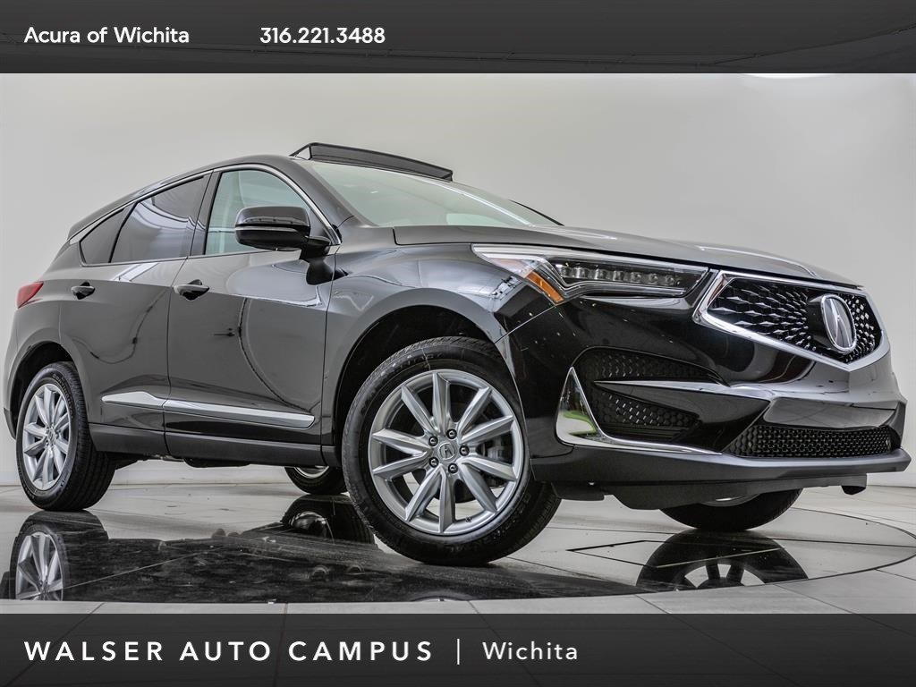 New 2019 Acura RDX SH-AWD, Pano Rf, CarPlay, BT, Htd Sts, Ln Keep