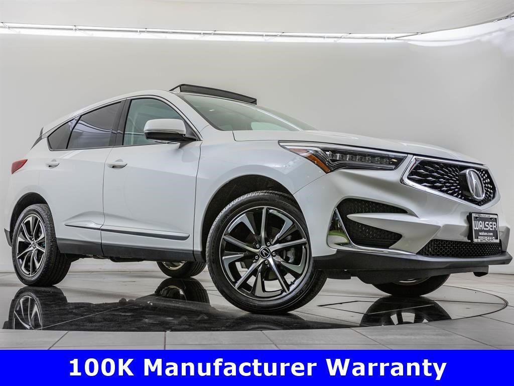 Certified Pre-Owned 2019 Acura RDX SH-AWD w/Technology Pkg