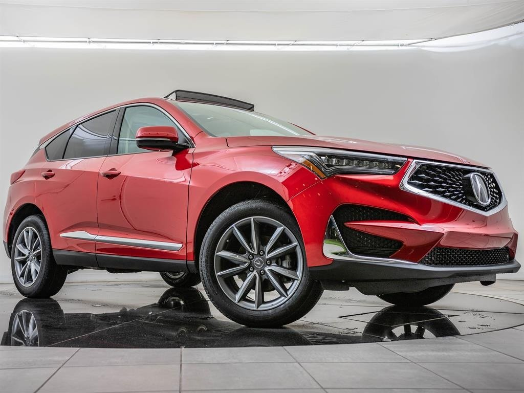 Pre-Owned 2019 Acura RDX Tech SH-AWD, Pano Rf, Blnd Spt, CarPlay, BT