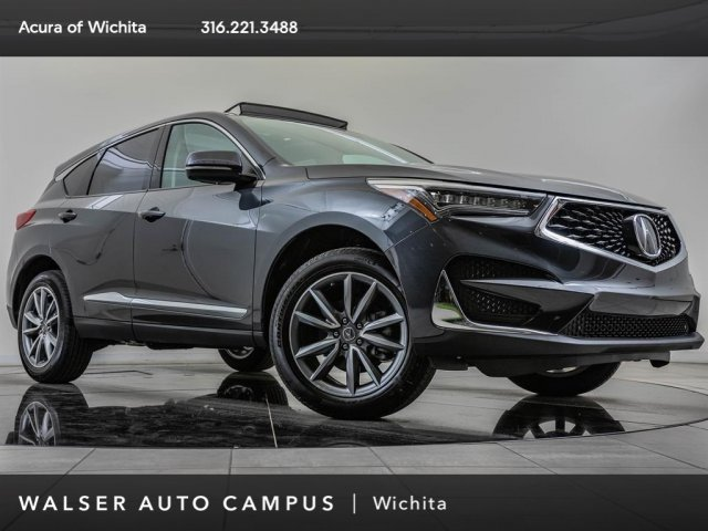New 2019 Acura RDX SH-AWD w/Technology Package