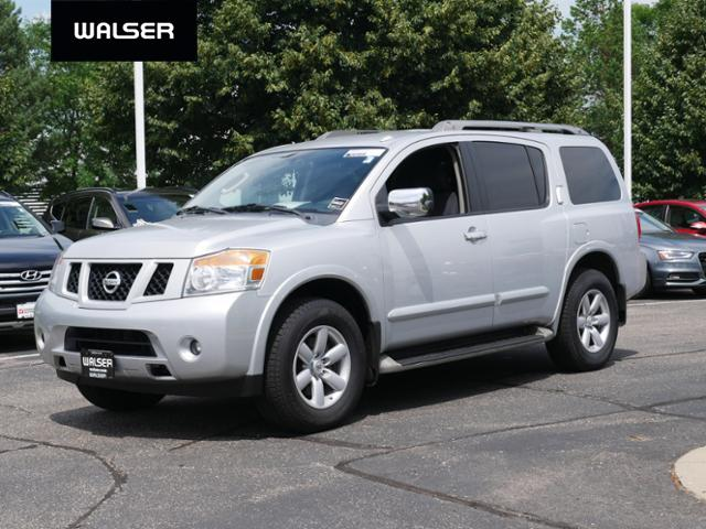 Pre-Owned 2011 Nissan Armada SV