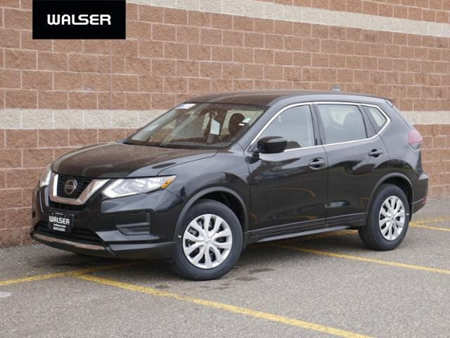 New 2019 Nissan Rogue S FWD