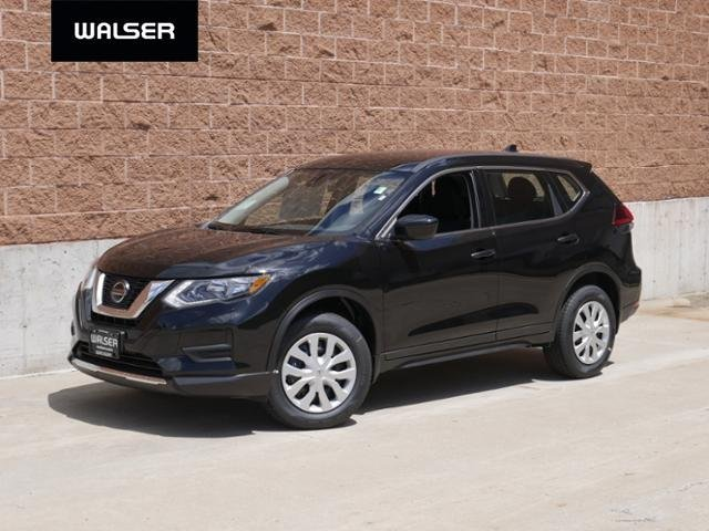 New 2019 Nissan Rogue S AWD WITH LEATHER