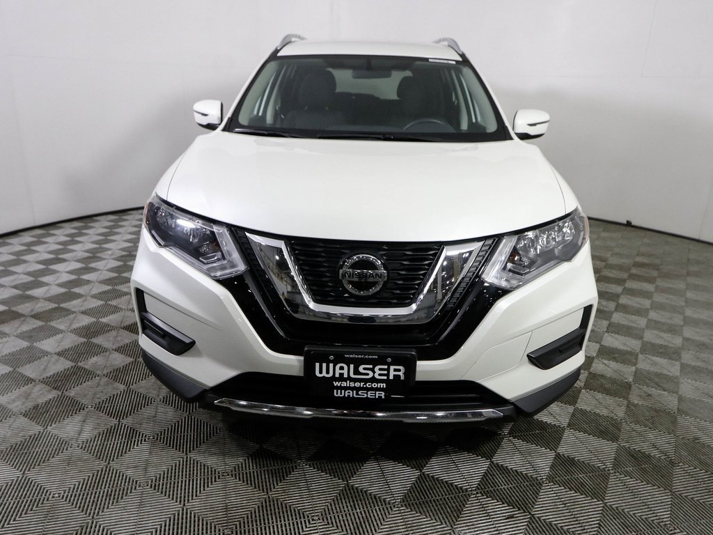 Certified Pre-Owned 2018 Nissan Rogue SV AWD HEATED SEATS REMOTE START  POWER LIFTGATE AWD