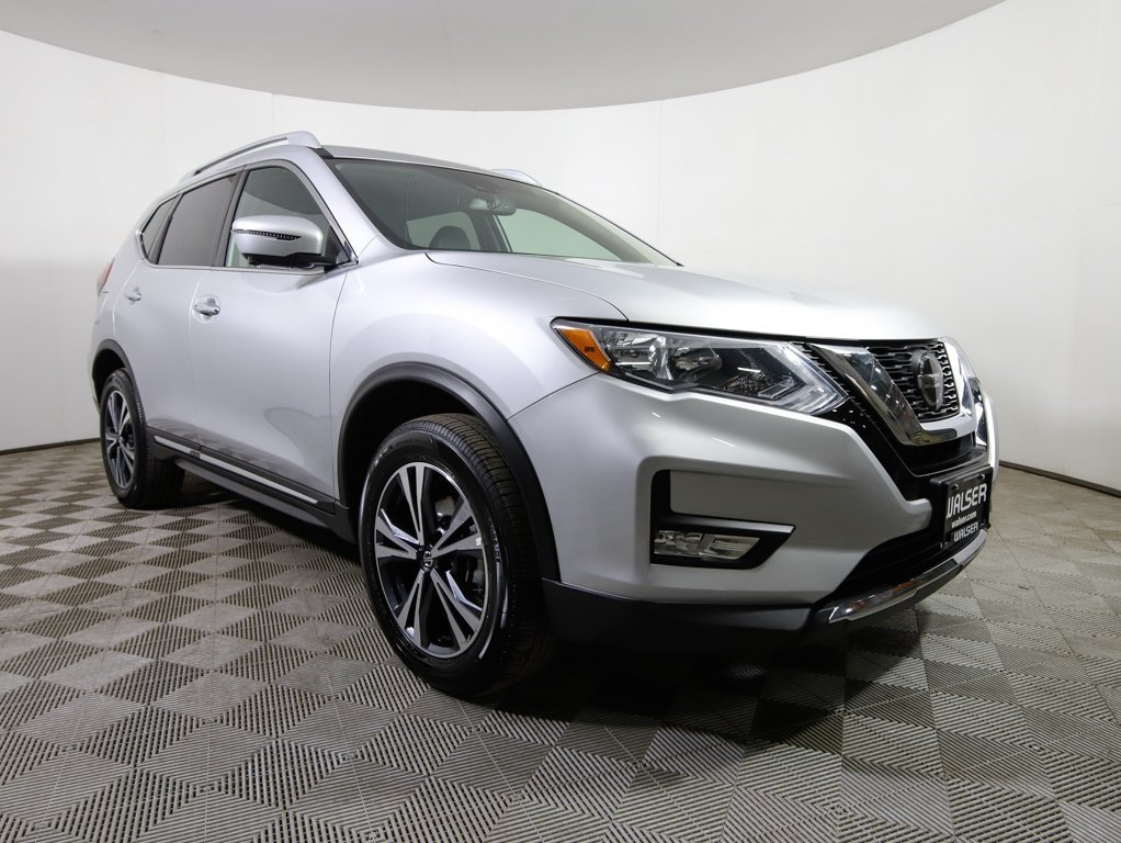 Certified Pre-Owned 2018 Nissan Rogue *CERTIFIED* SL AWD HEATED LEATHER NAV REMOTE START