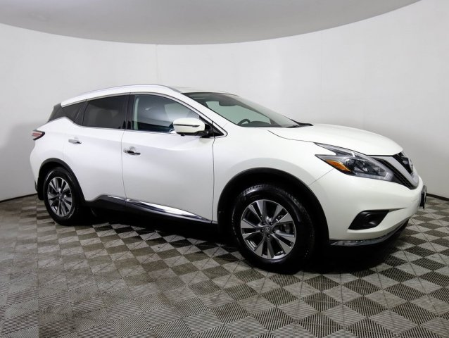 Certified Pre-Owned 2018 Nissan Murano SL AWD MOONROOF BOSE NAV CAMERA ALLOY *CERTIFIED*