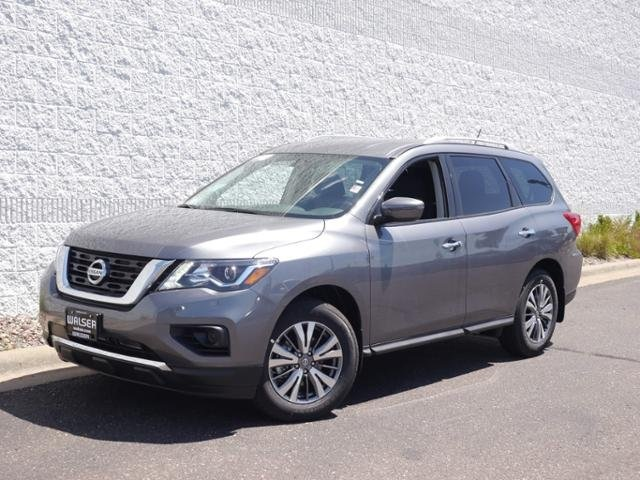 New 2018 Nissan Pathfinder S 4WD