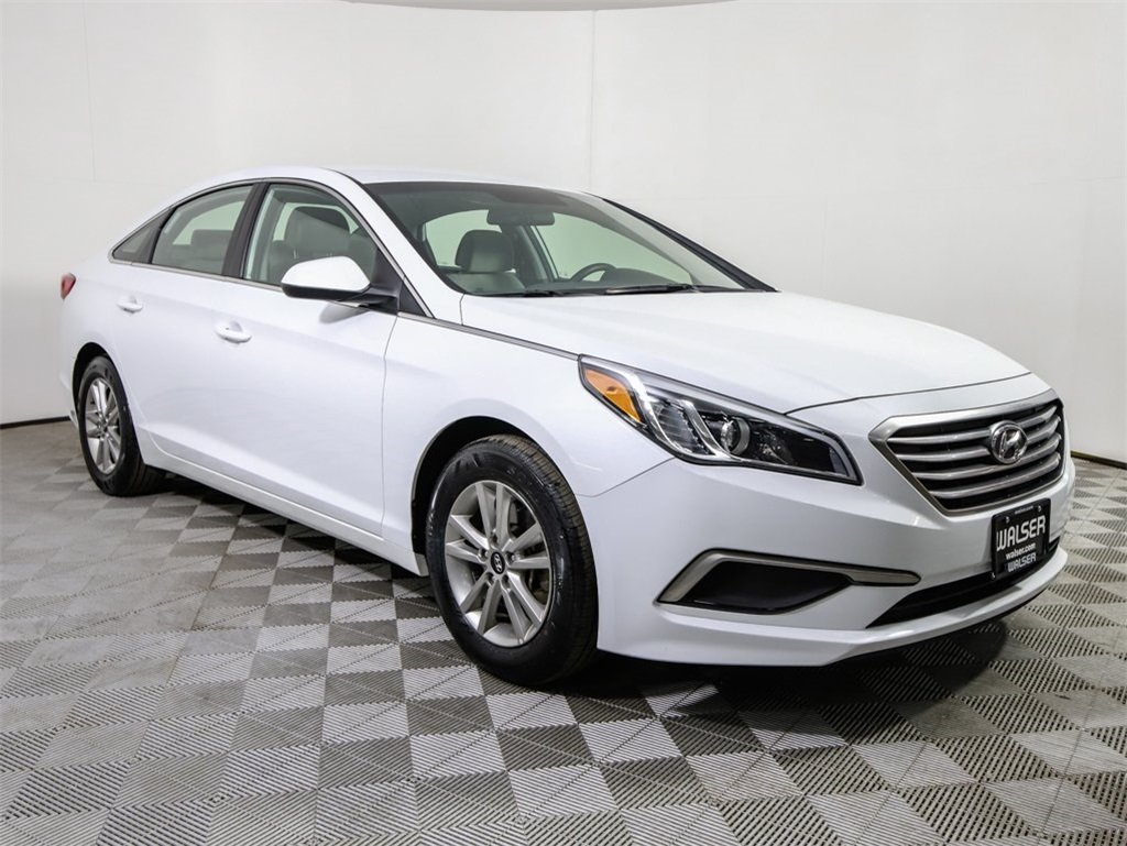 Certified Pre Owned 2017 Hyundai Sonata Alloys Bluetooth