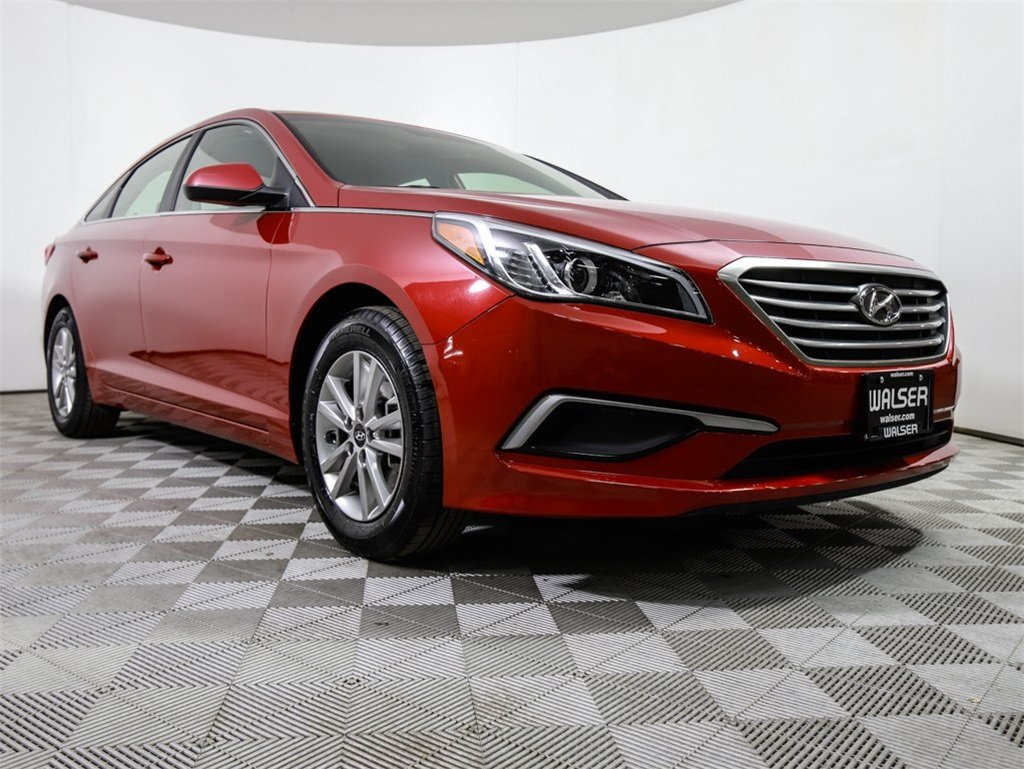 Certified Pre Owned 2017 Hyundai Sonata Bluetooth Alloys