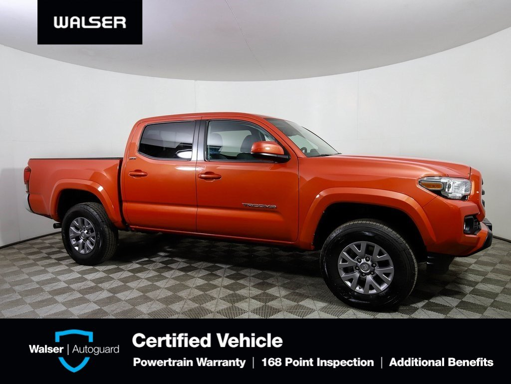 Pre-Owned 2018 Toyota Tacoma SR5 4X4 DOUBLE CAB