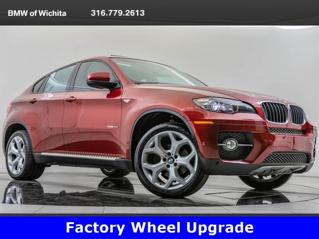 Pre-Owned 2011 BMW X6 xDrive35i, 20-Inch Wheels, Sport Package