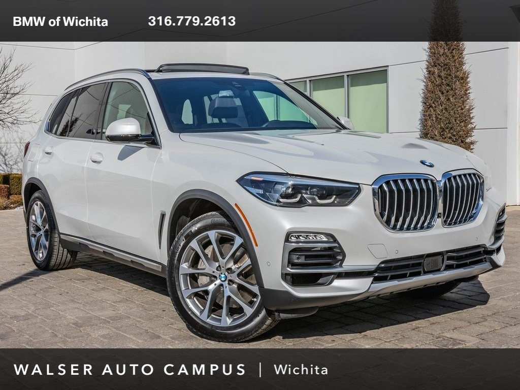 New 2019 BMW X5 xDrive50i With Navigation & AWD