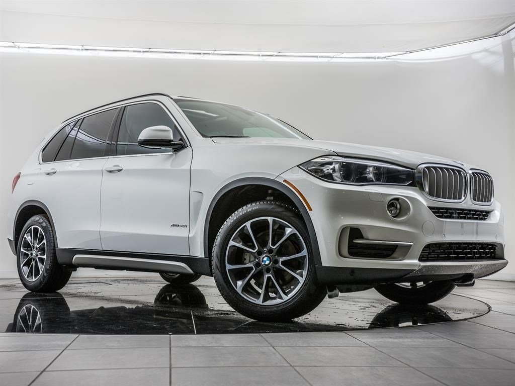 Certified Pre-Owned 2016 BMW X5 xDrive35i, 19 Whls, Navi, Head-Up, Htd Sts