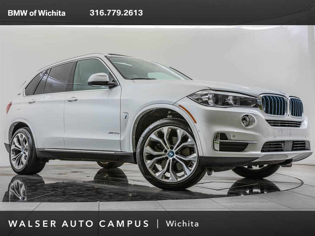 Pre-Owned 2018 BMW X5 xDrive40e, Hybrid, Full Option Build
