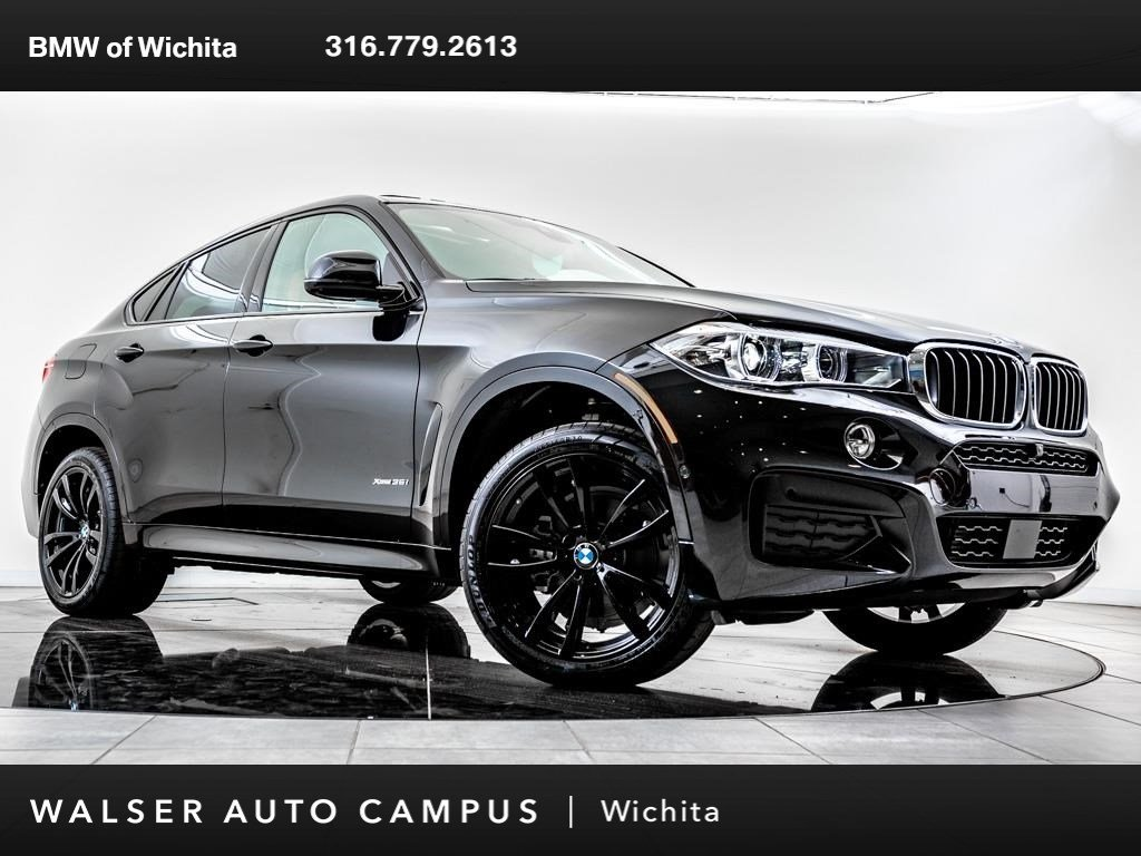 New 2019 BMW X6 xDrive35i With Navigation & AWD