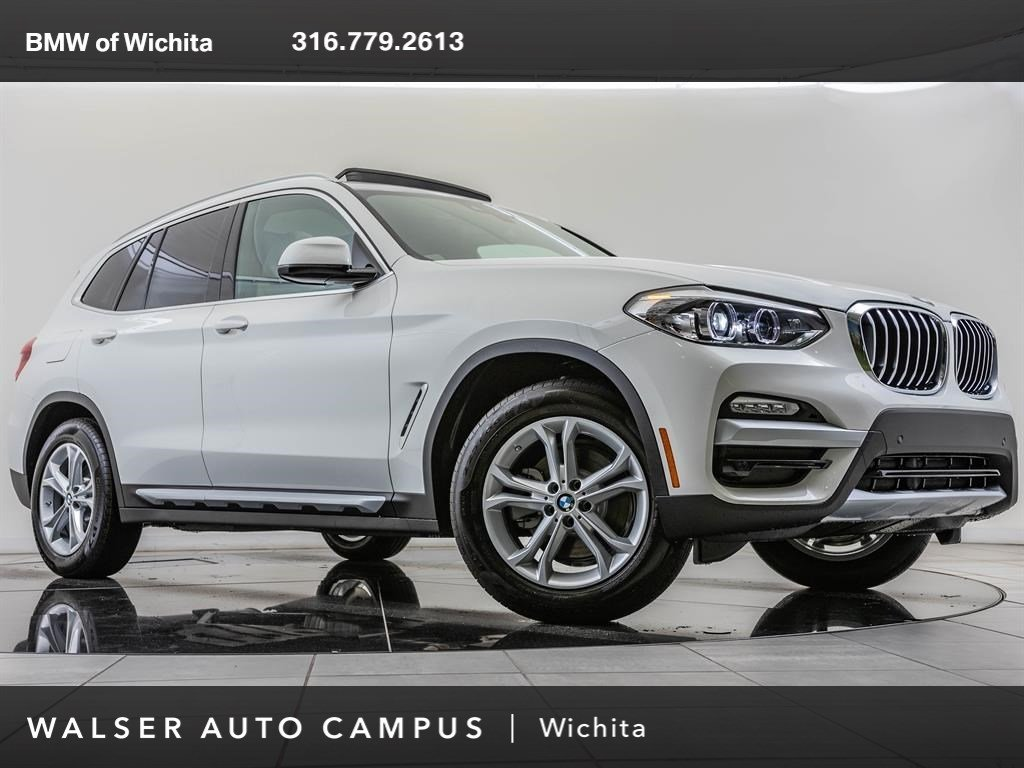 New 2019 BMW X3 xDrive30i AWD