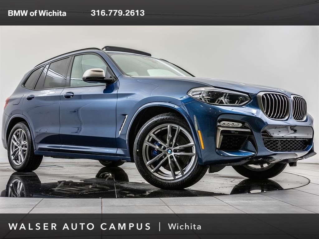 New 2019 BMW X3 M40i With Navigation & AWD