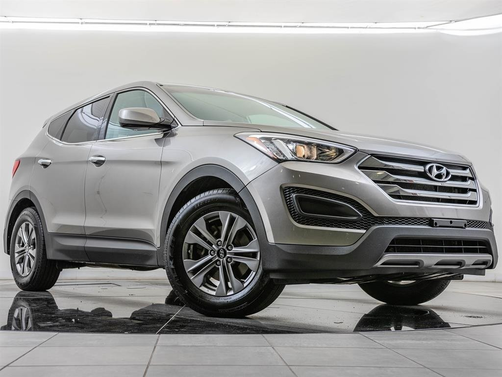 Pre-Owned 2015 Hyundai Santa Fe Sport New Acura Trade