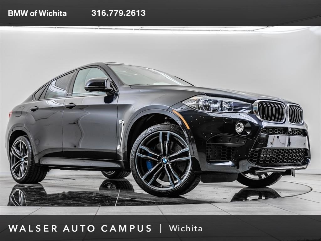 New 2019 BMW X6 M X6 M With Navigation & AWD