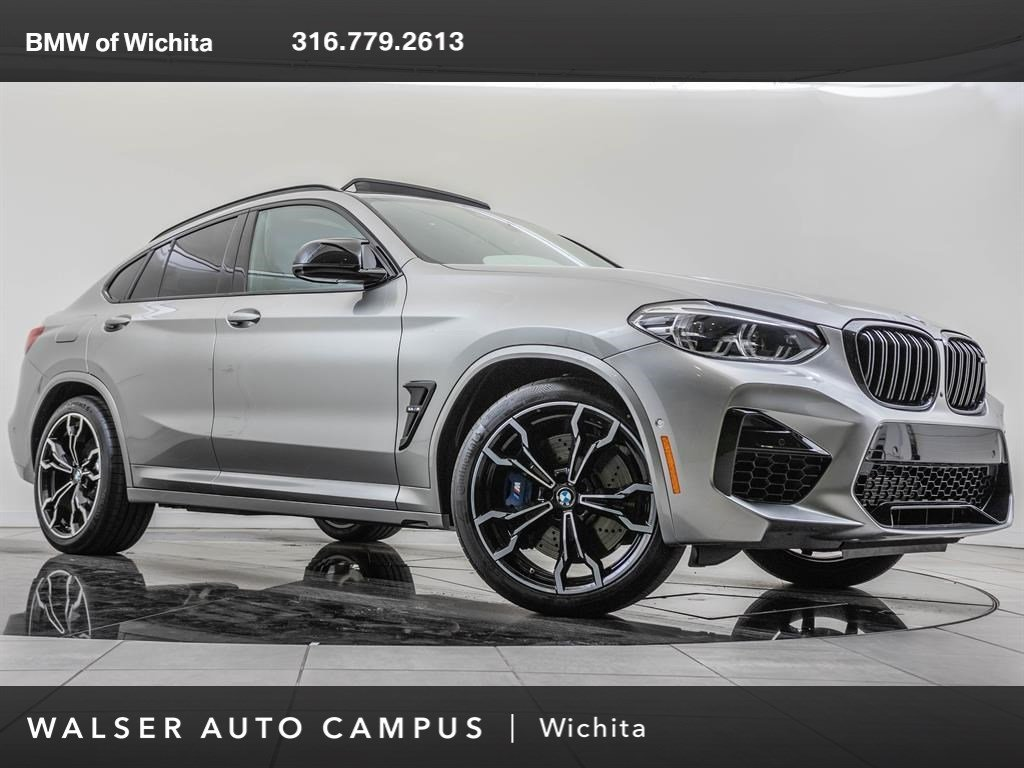 2020 Bmw X4 M Competition