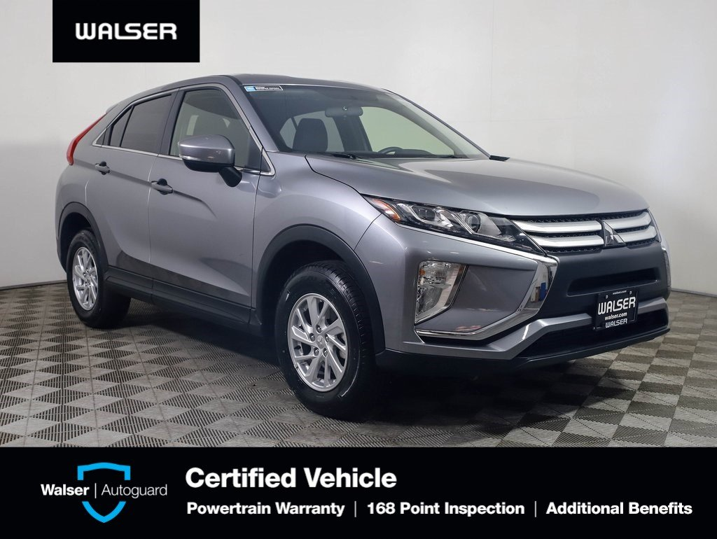 Pre-Owned 2019 Mitsubishi Eclipse Cross ES 4WD