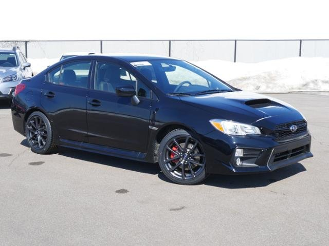 New 2019 Subaru WRX Premium Opt 12