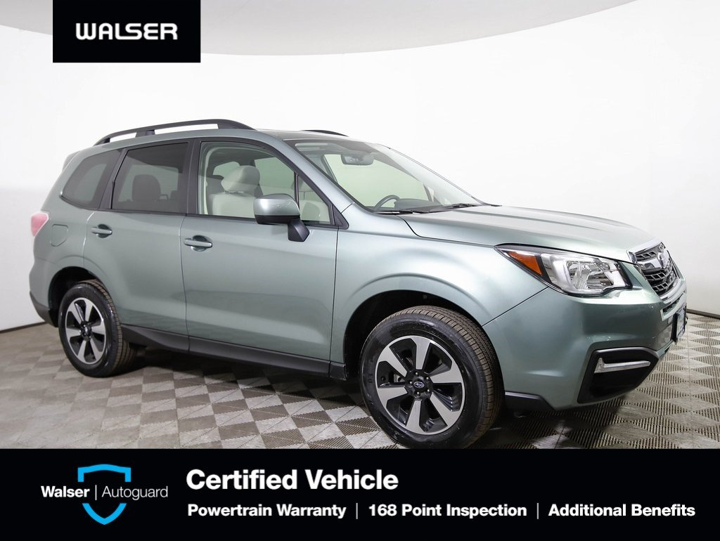 Pre Owned 2018 Subaru Forester Premium Opt 13