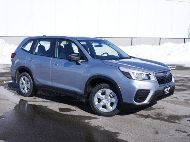 New 2019 Subaru Forester Base Opt 01 AWD