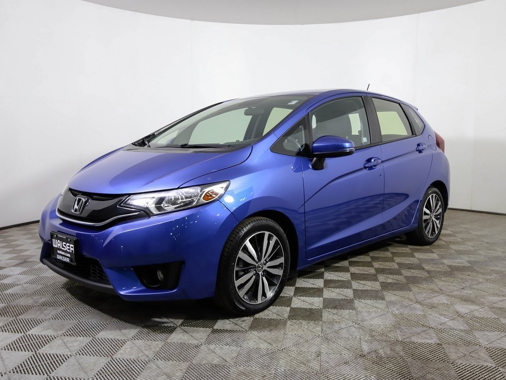 Pre Owned 2016 Honda Fit Exl Nav Hatch