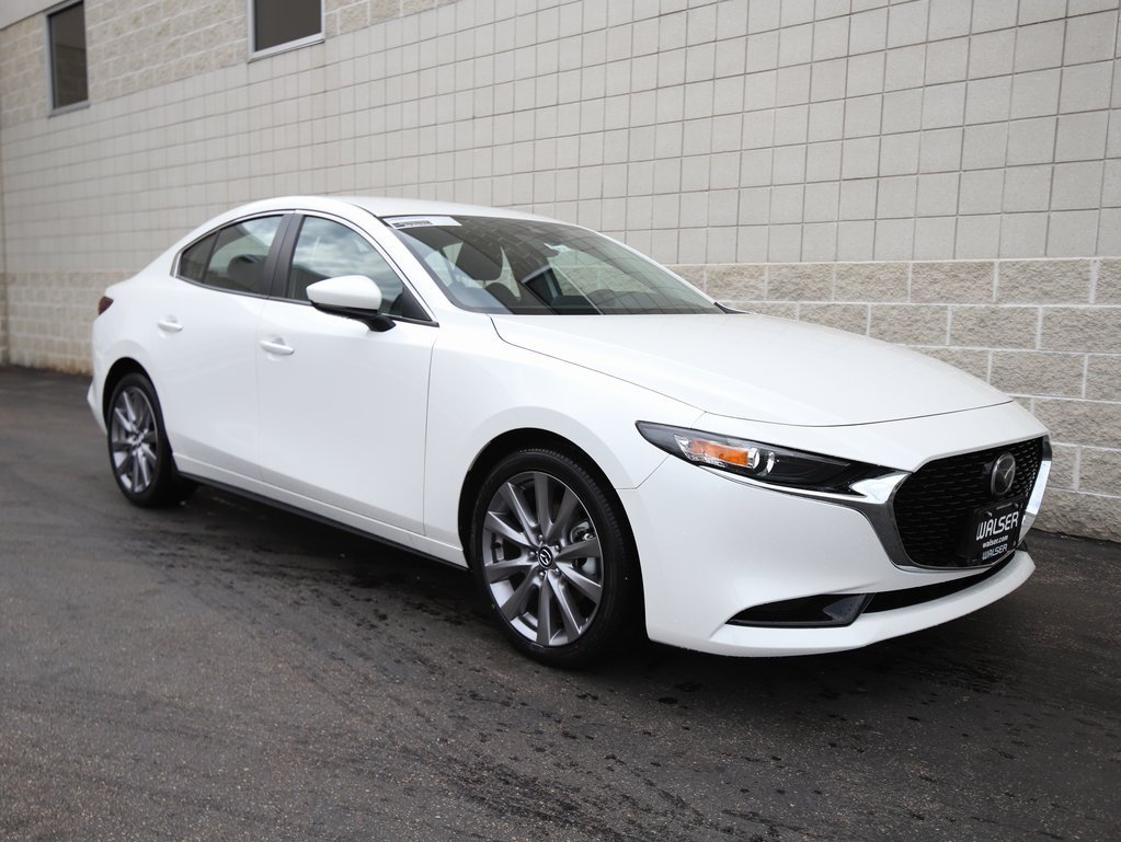 New 2019 Mazda3 Sedan SEDAN AWD PREFER