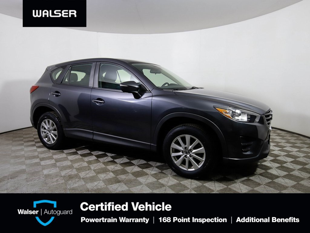 Pre Owned 2016 Mazda Cx 5 Sport Sport Utility In 14ar872p Walser