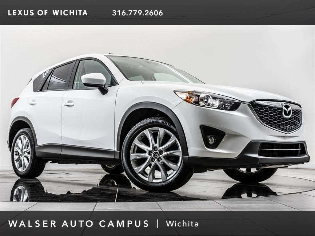 Pre Owned 2013 Mazda Cx 5 Grand Touring Sport Utility In 54ab950t