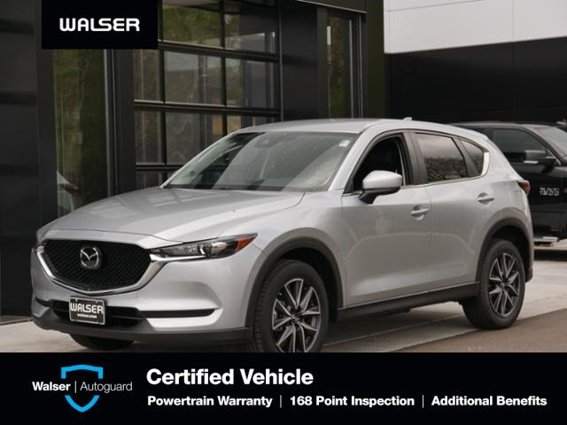 Certified Pre-Owned 2018 Mazda CX-5 Touring AWD Htd Seats Blind Spot