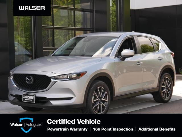 Pre-Owned 2018 Mazda CX-5 Touring AWD BCAM