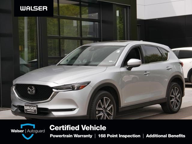 Certified Pre-Owned 2018 Mazda CX-5 Grand Touring Htd Lthr Moon Bose