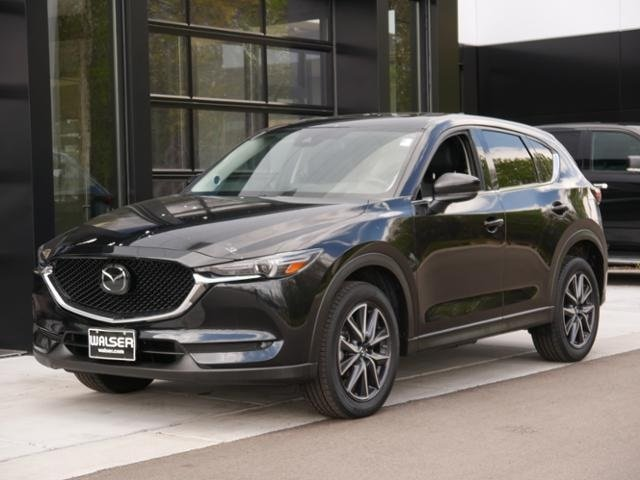 Certified Pre-Owned 2018 Mazda CX-5 GRNDTR
