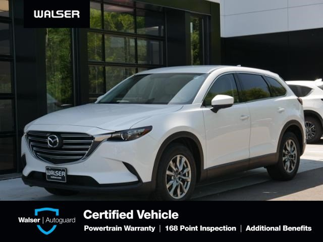 Certified Pre-Owned 2016 Mazda CX-9 Touring AWD Htd Lthr Bcam