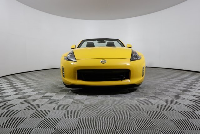 Certified Pre-Owned 2018 Nissan 370Z Roadster Touring RWD Convertible